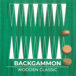 Backgammon - tryktrak