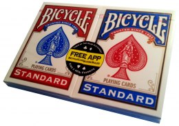 Bicycle: Standard - dwie talie