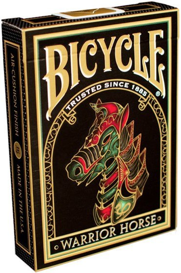 Bicycle: Warrior Horse