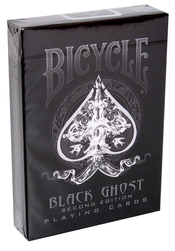 Bicycle: Black Ghost (Second Edition)